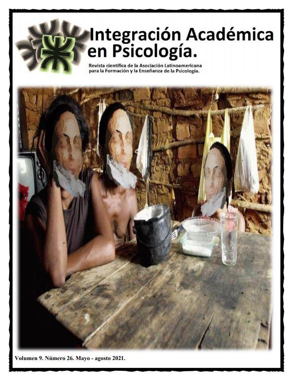 25 Integracion Academica en Psicologia V9N25_portada